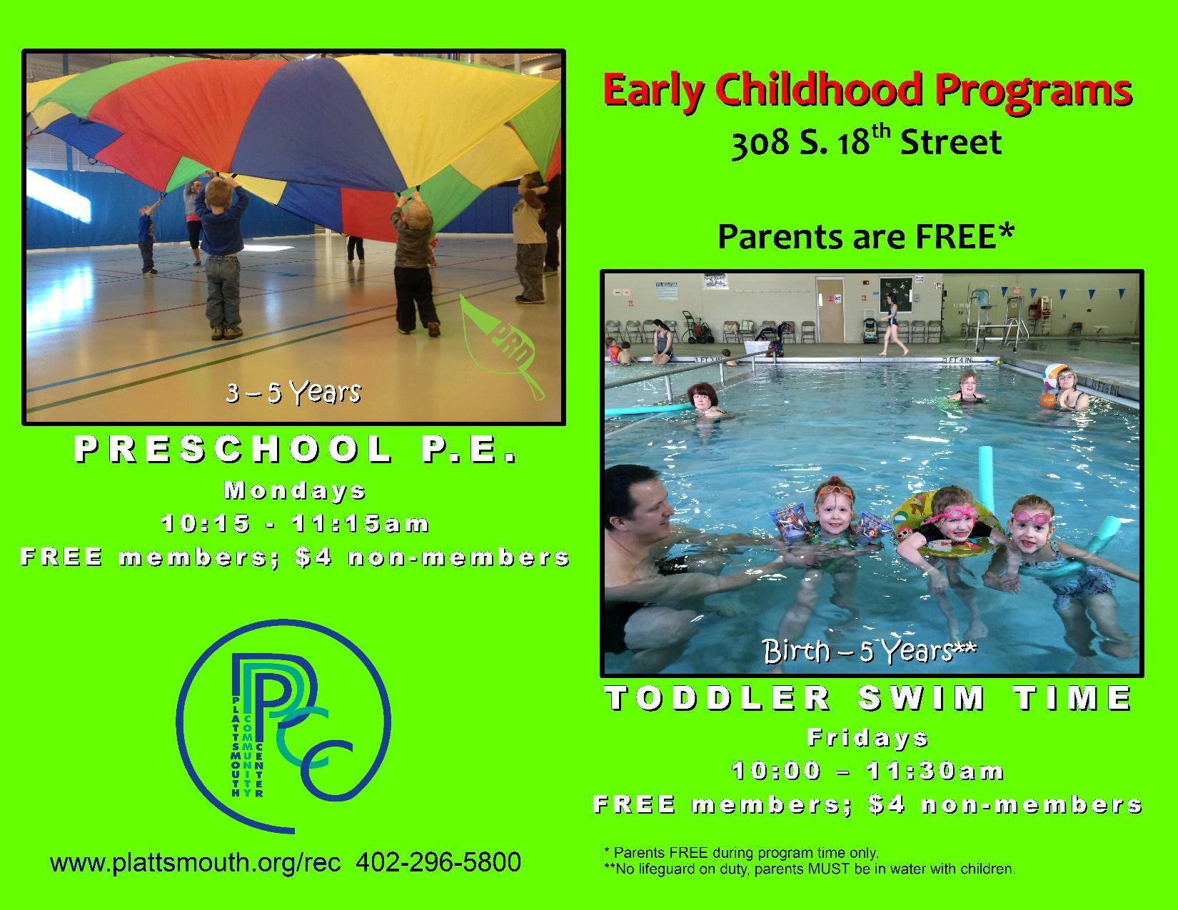 EarlyChildhoodPrograms