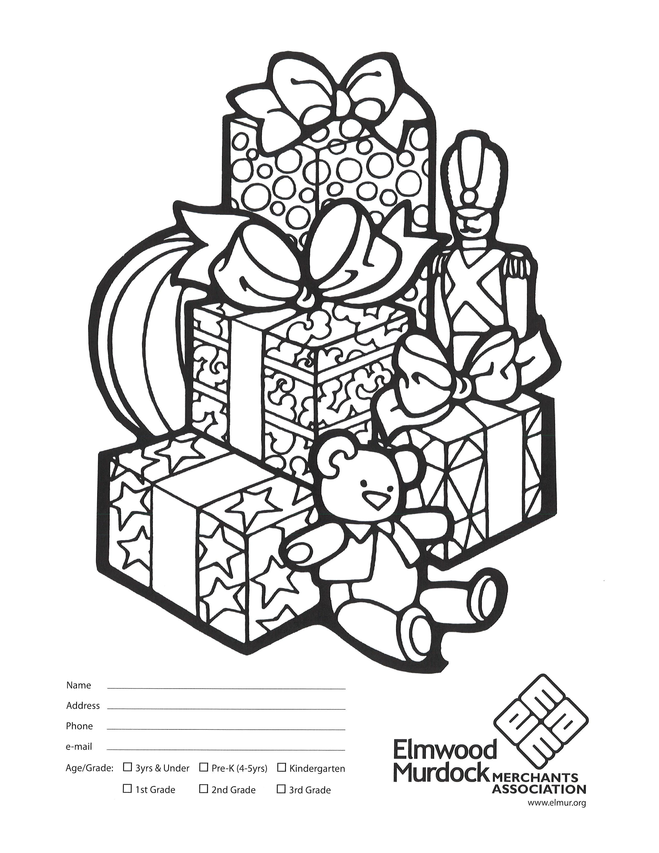 7 Coloring Contest