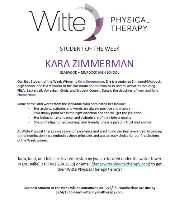 Witte Student 1