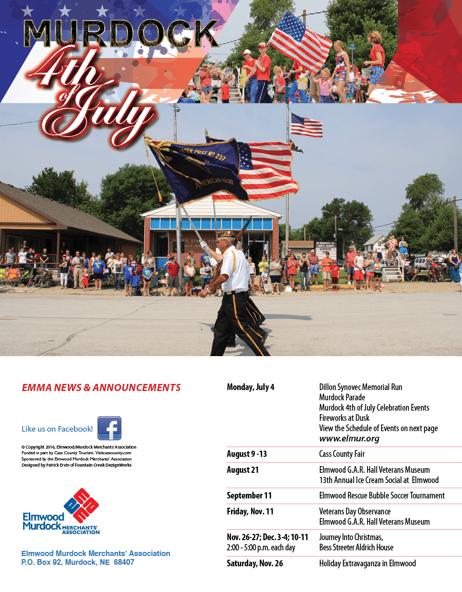 2016 EMMA 4th of July Newsletter for Web