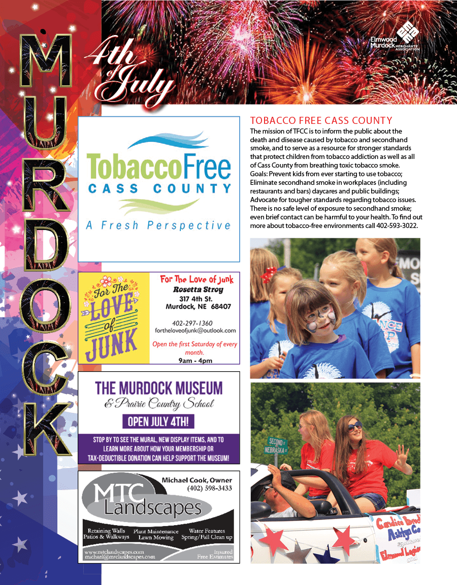 2016 EMMA 4th of July Newsletter for Web6