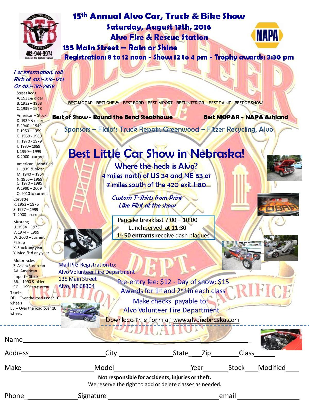 2016 Car Show page 001