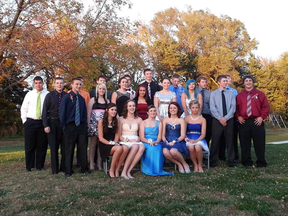 HC Sophomore 2014 Homecoming