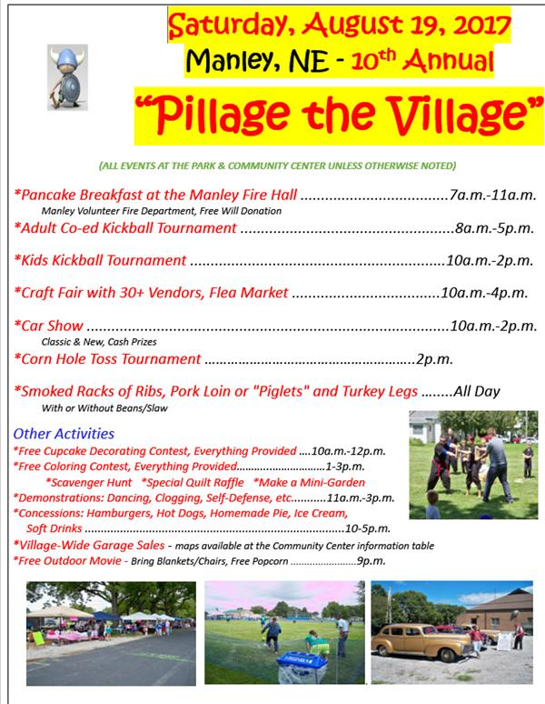 Manley PillageVillage 2017