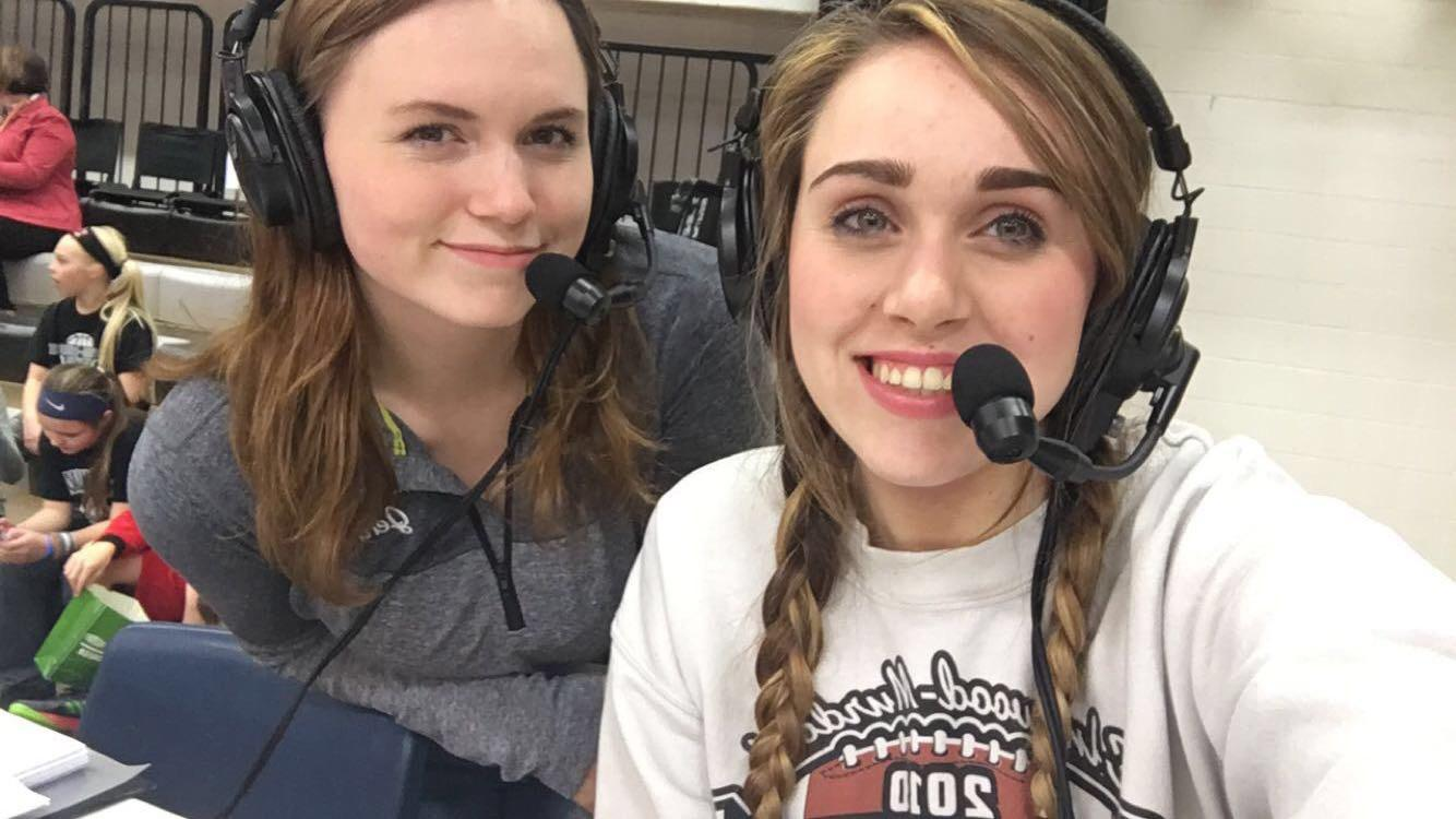 Announcing basketball