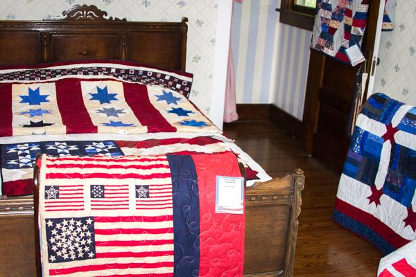 PatrioticQuilt bedroom