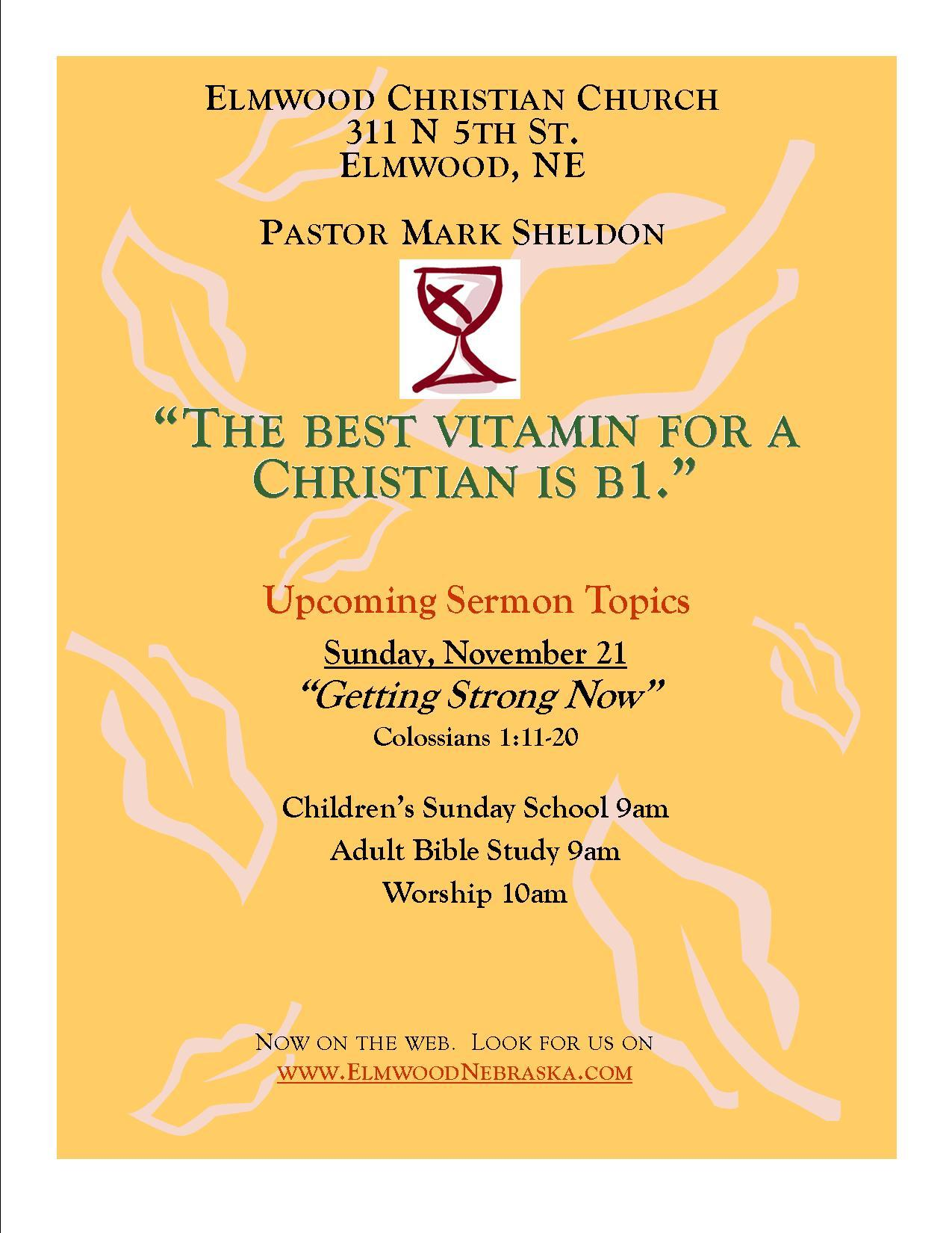 Christian_Church_e-newsletter