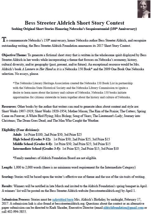 Elmwood Newsletter 1-18-2017