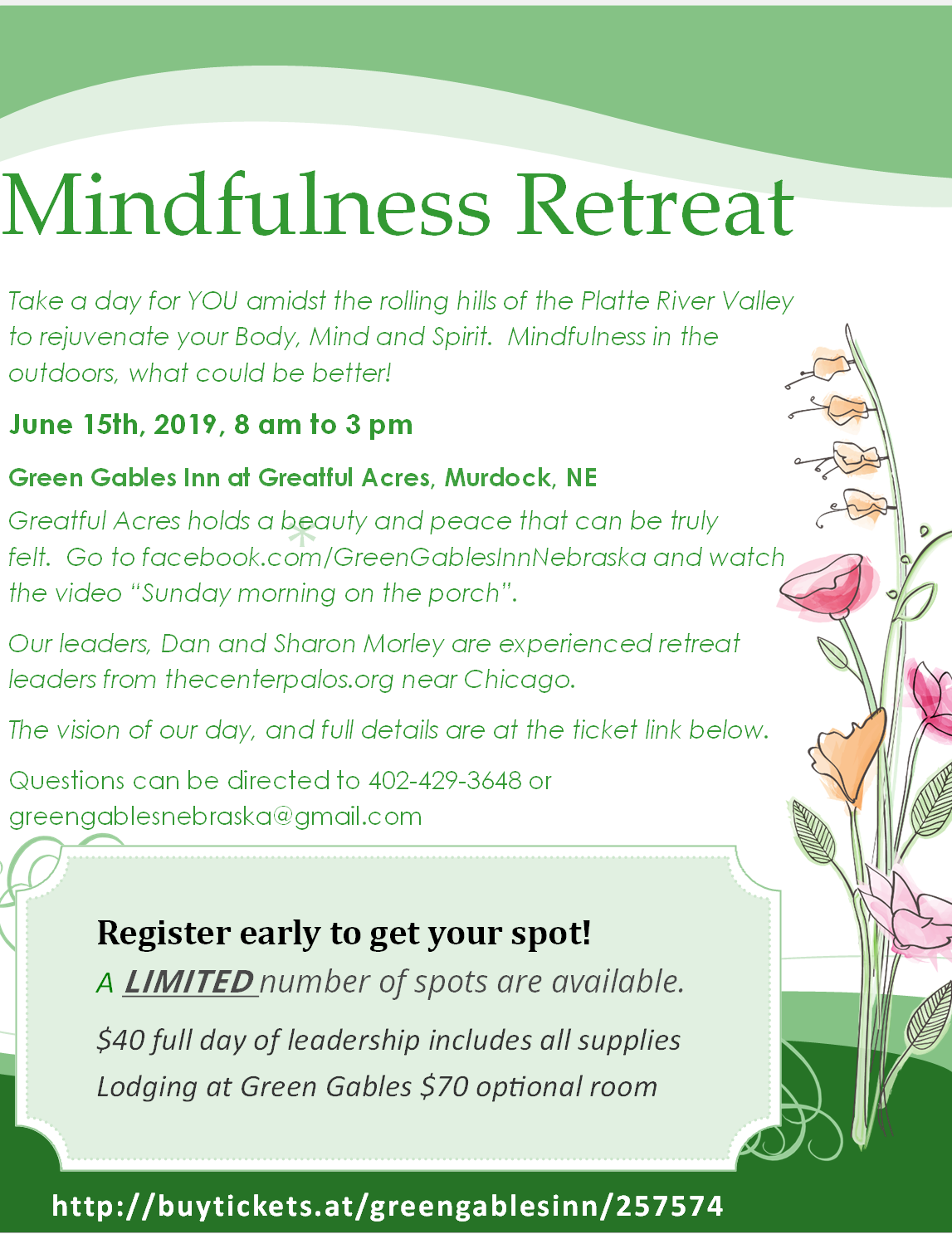 mindfulnessretreat Elmwoodne