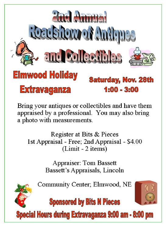 Elmwood Newsletter - November 18th 2009